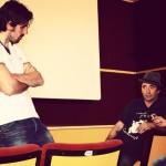 Nicola ANgione e Federico Zampaglione