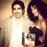 Nicola Angione e Keyla Guilarte Gonzales