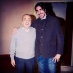 Nicola Angione e Silvio Orlando