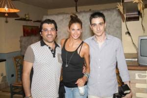 Rocco-DAmbrosi-Studio-con-Melissa-Satta