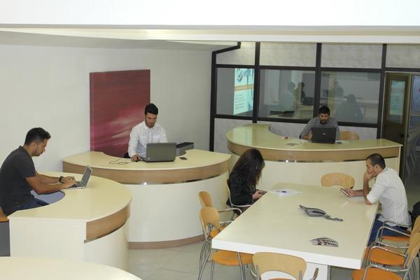 Uffici temporanei e formule low cost per giovani for Uffici temporanei