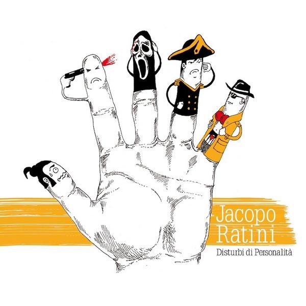 Cover Disco_Jacopo Ratini