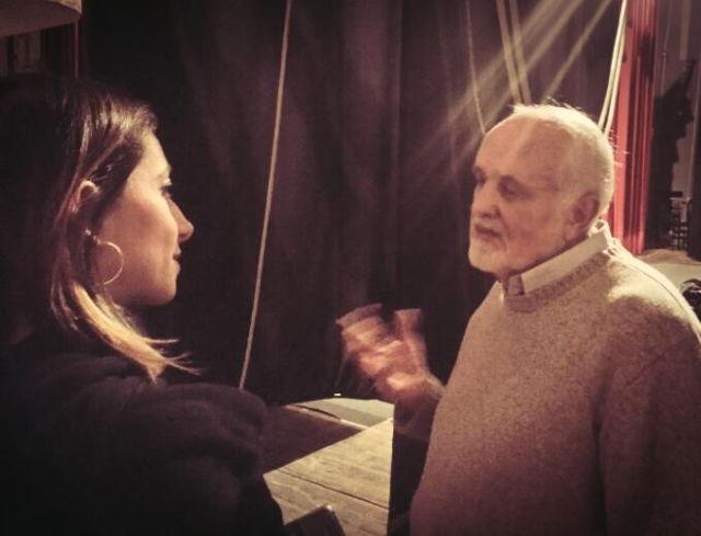 Intervista a Giampiero Frondini | Recensione, L'Esame | Elisa Cirilli