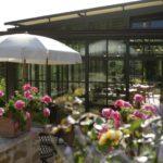 Veranda ristorante La tavola dei Cavalieri Assisi
