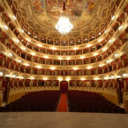 teatro Morlacchi di Perugia