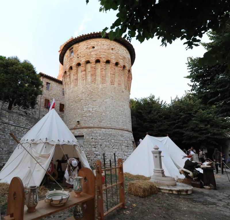 Corciano Festival A Spasso Ne lMedioevo