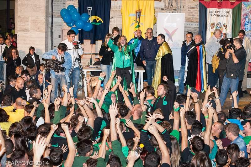 San Rocco vince la 52 edizione del palio