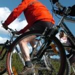 agriturismo assisi il giardino dei ciliegi - escursioni in bike