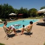 agriturismo assisi il giardino dei ciliegi - piscina assisi