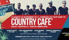 Samsara Beach Gallipoli e SPACE23 al Country Cafè | 29.11