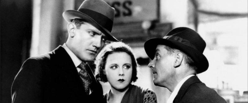 Blackmail (1929, UK, Hitchcock)