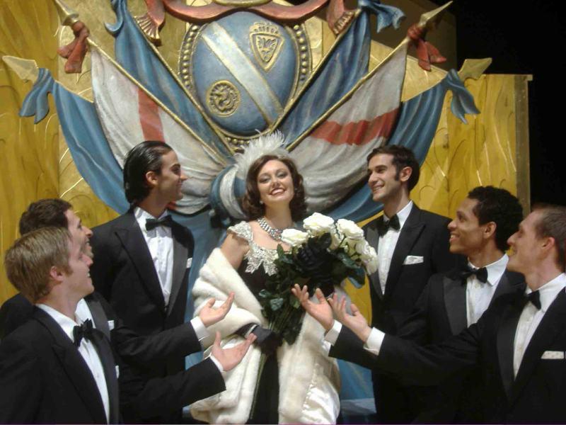 La Vedova Allegra - Teatro Lyrick