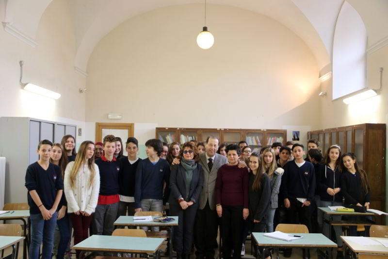 L' Accademia del Dónca nelle scuole perugine