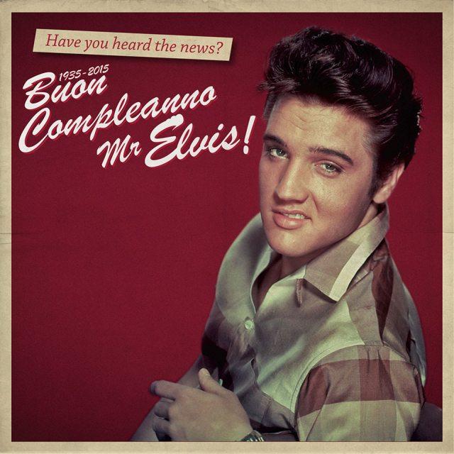 Buon compleanno Elvis - 100dieci cafè