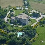 Castello di Petrata - Panorama dall'alto