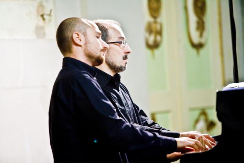 Duo Petrouchka al Teatro Cucinelli di Solomeo