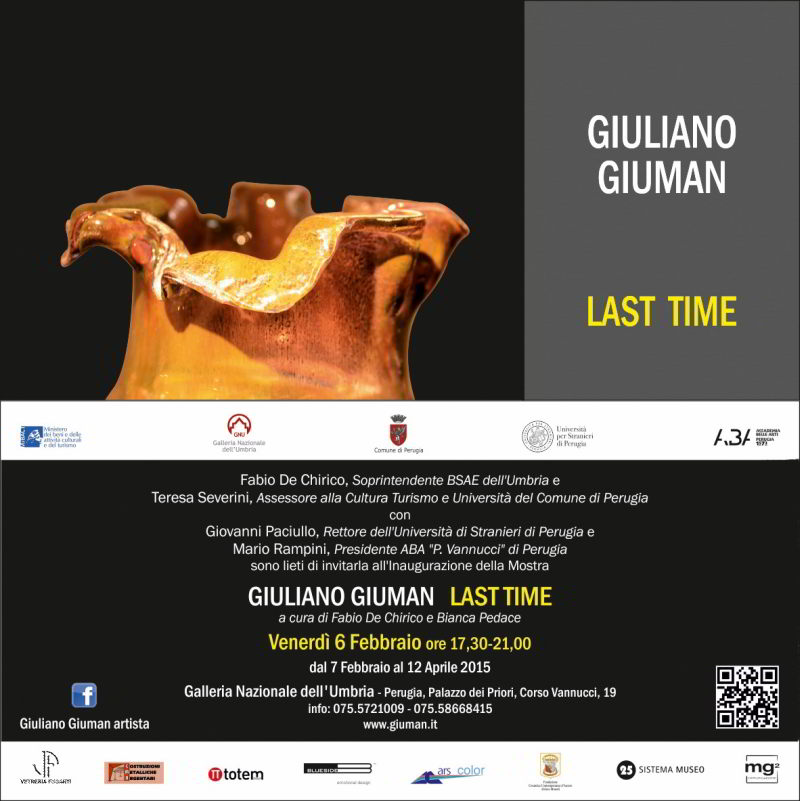 Giuliano Giuman Last Time