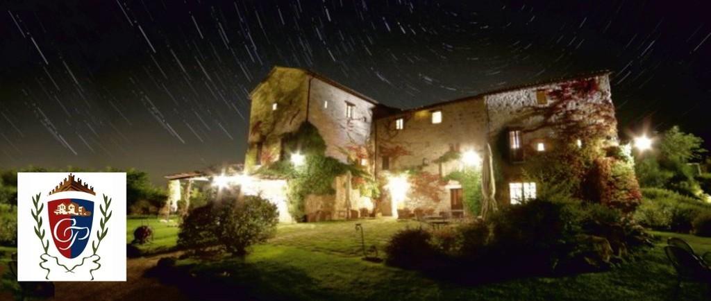 Il Castello di Petrata di Assisi