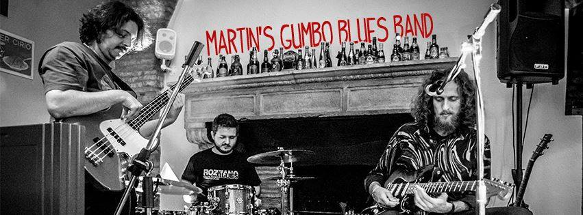 Martin's Gumbo Blues Band