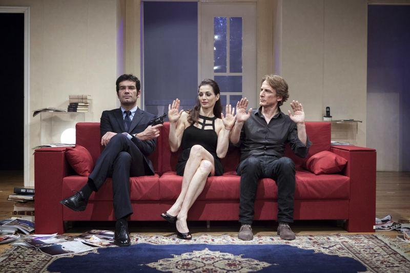 ospiti con Cesare Bocci, Eleonora Ivone e Marco Bonini