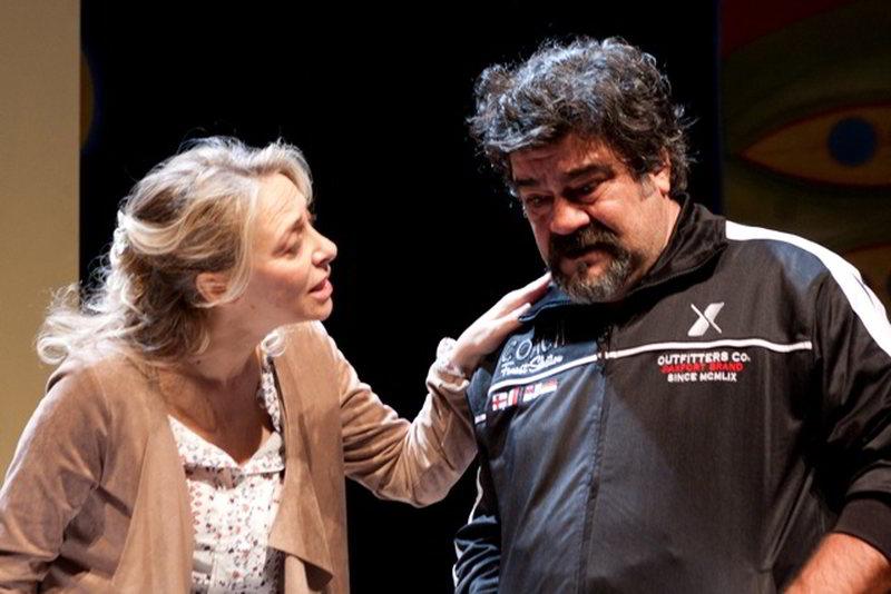 è andata così - Teatro Esperia Bastia ©gabriele gelsi