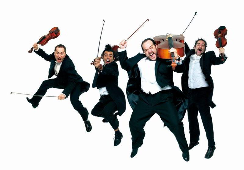 Quartetto d'archi PaGAGnini - Más que un concerto