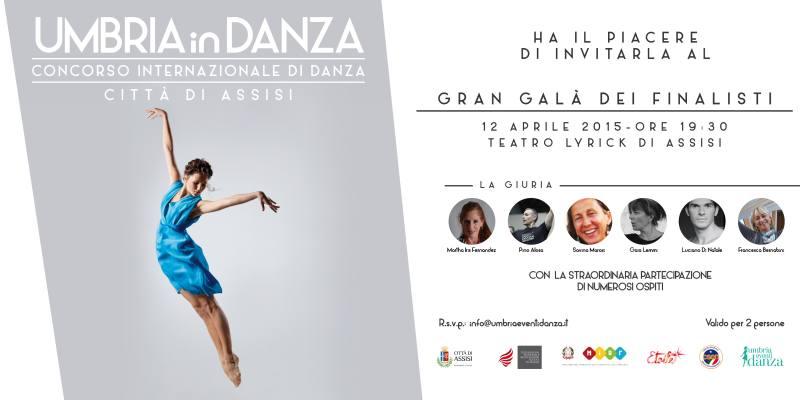 Concorso Internazionale di Danza UMBRIA IN DANZA