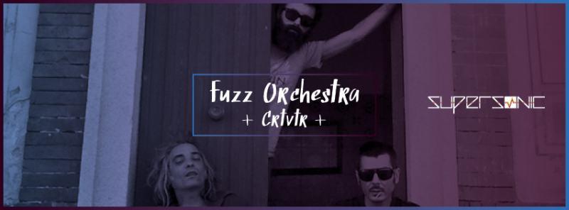 Fuzz Orchestra Supersonic