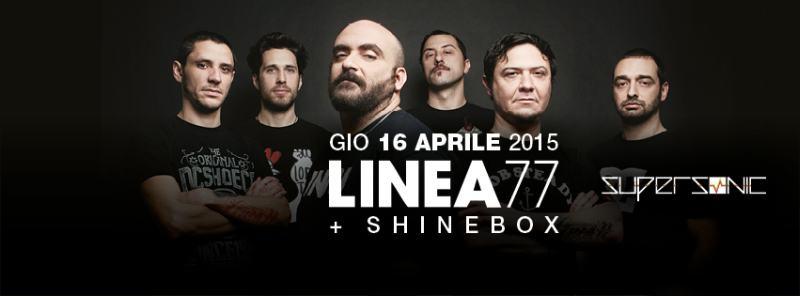Linea 77 al Supersonic
