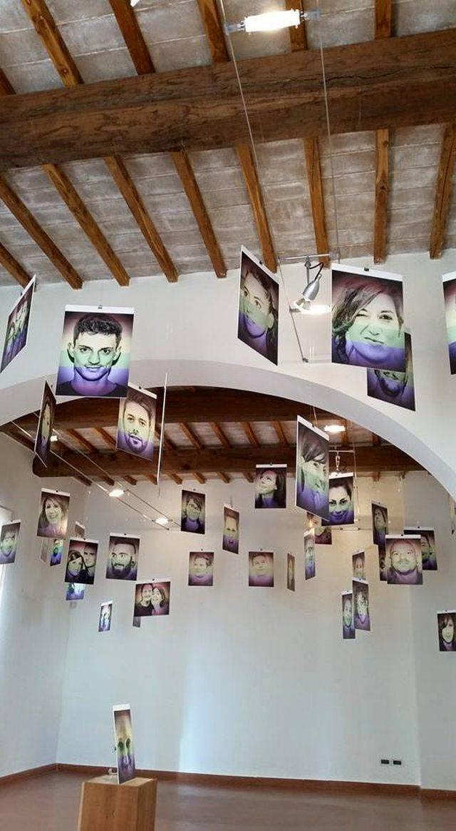 Rainbow Portraits Mostra Fotografica