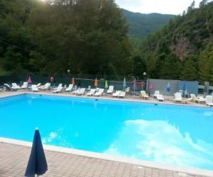 piscina semiolimpionica Locanda Valcasana
