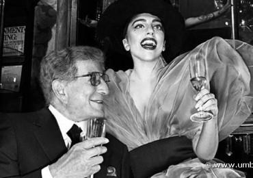 Lady Gaga e Tony Bennett umbria-jazz 2015