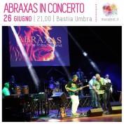 Abraxas Santana Tribute Band al MUSA Music Assisi Festival