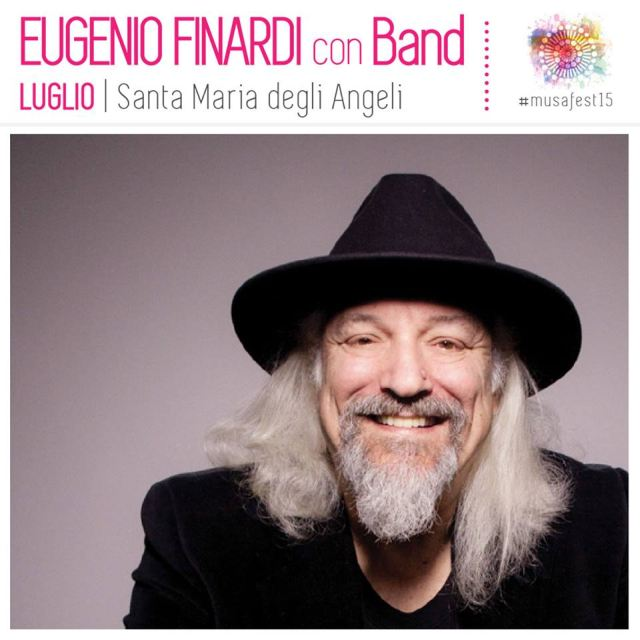 FINARDI al MUSA Music Assisi Festival