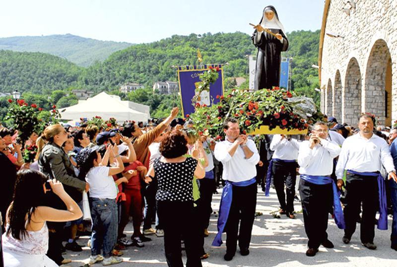 Festa Santa Rita - Celebrazioni Ritiane