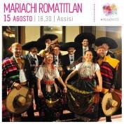 Mariachi Romatitlan al MUSA Music Assisi Festival