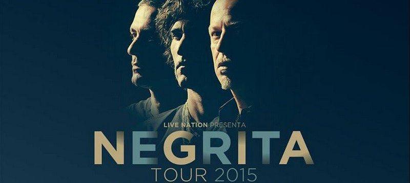 Negrita Tour 2015