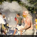 Palio dei Terzieri - La battaglia della Farina