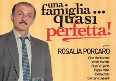 Carlo Buccirosso in Una famiglia quasi perfetta