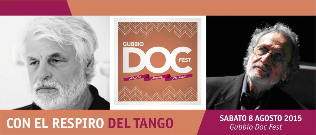 Con el respiro del tango a Gubbio doc Fest