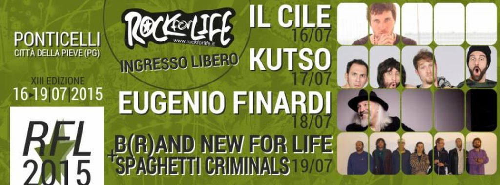 Rock for Life 2015
