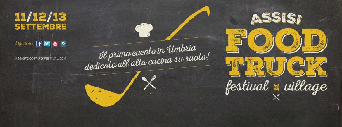 Assisi Food Truck Festival 2015