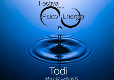 Festival della Psico Energia a Todi