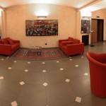 Hotel Melody Deruta Reception
