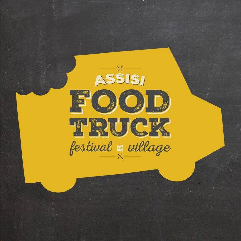 Logo Assisi Food Truck Festival