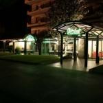 Vista da Fuori hotel Melody Deruta