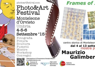 Il PHOTO & ART FESTIVAL - #PAF2015!!