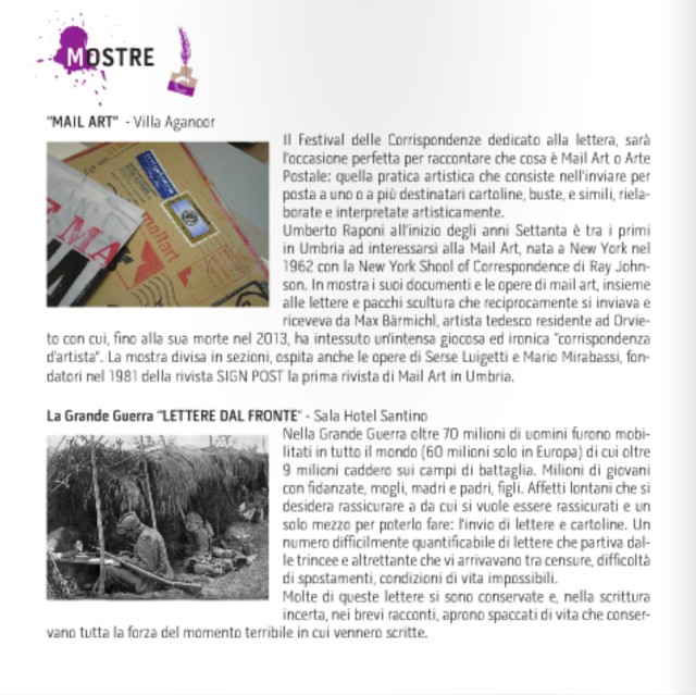 Corrispondenze-programma2