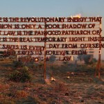 Robert Montgomery Fire Poems