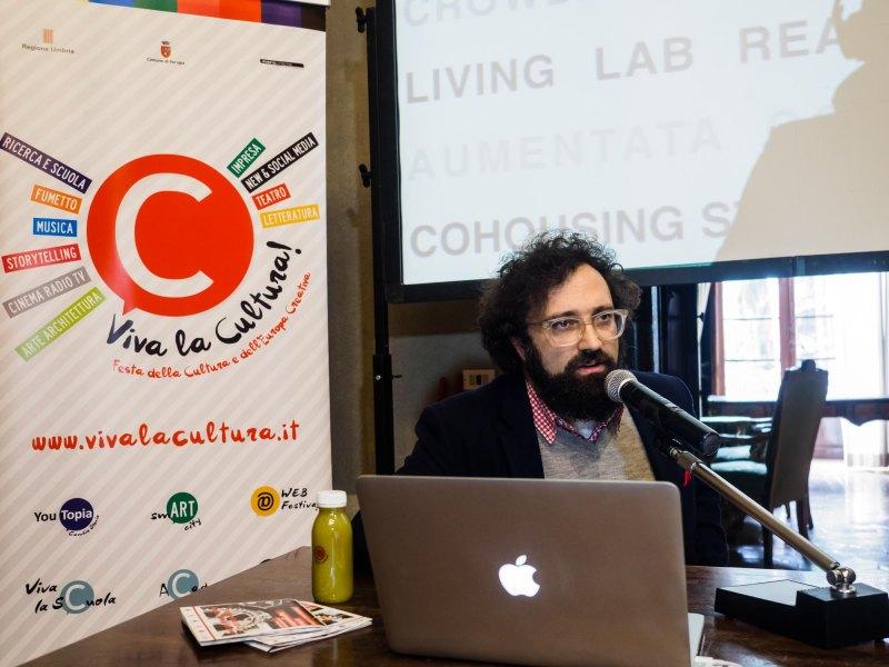 Alessandro Riccini Ricci, Direttore Artistico Festival Immaginario
